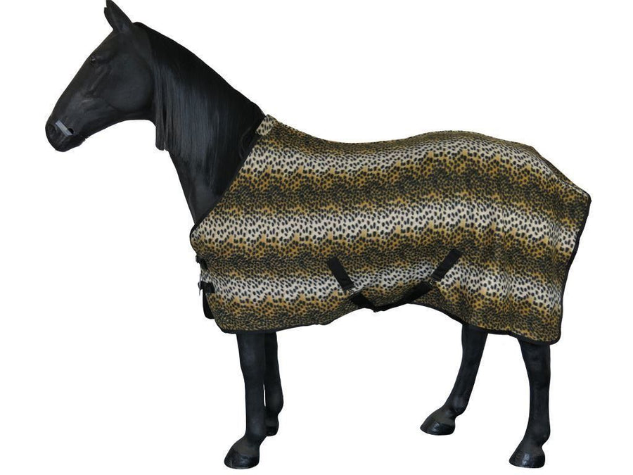 Best On Horse 'Animal' Cooler Rugs Cheetah