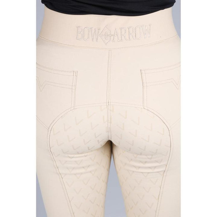 Bow & Arrow Miya Breeches Beige