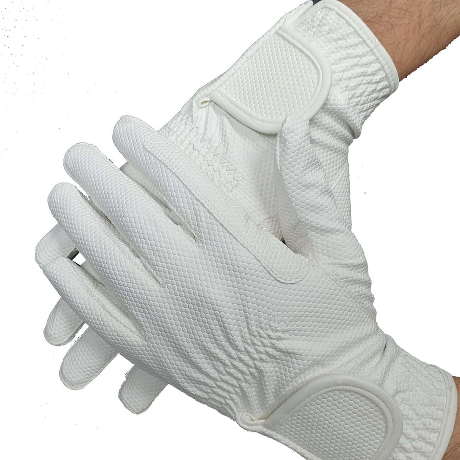 Bow & Arrow Serino Gloves White