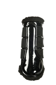 HKM 4189 Brushing Boots Black/Black
