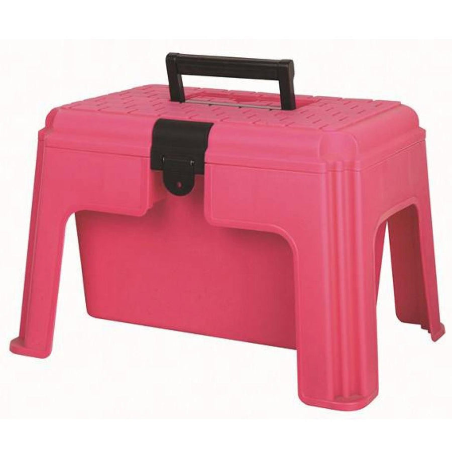 HKM 3645 Step Up Grooming Box Pink