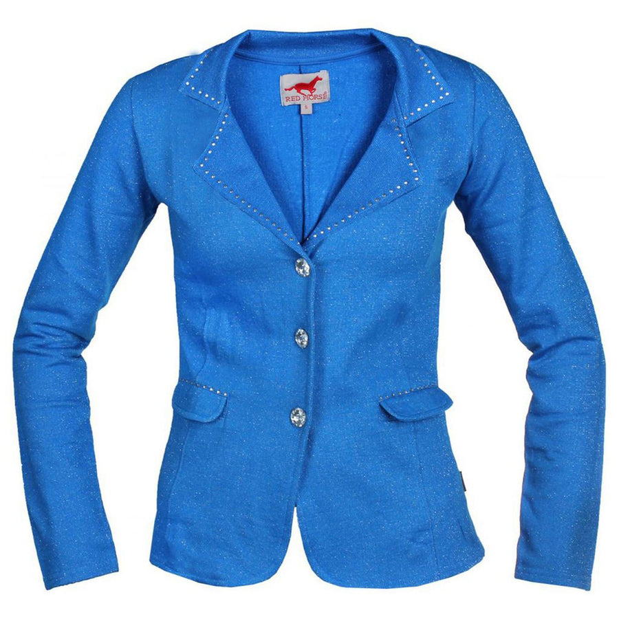 Red Horse Ladies 'Piroutte' Competition Jackets Royal Blue