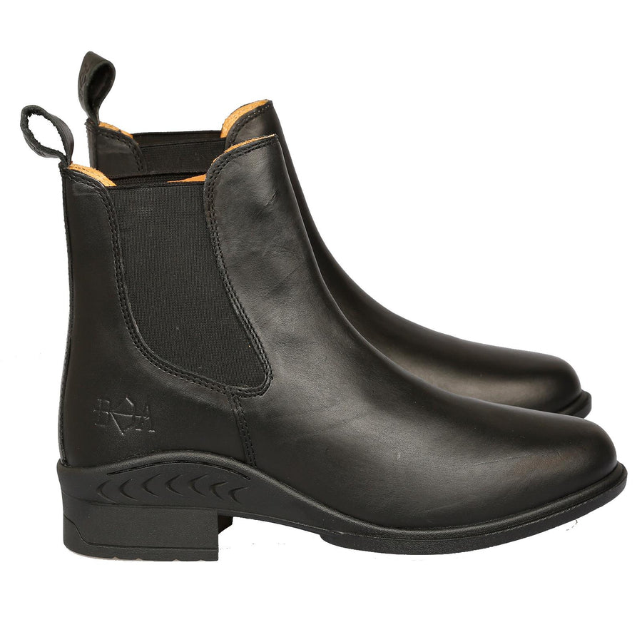 Bow & Arrow Isabella Jodhpur Boots Black