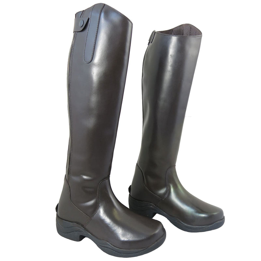 Lava Montreal Boots Brown