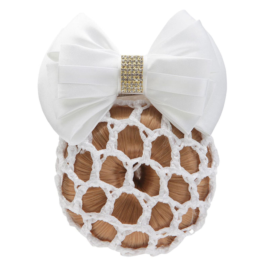 Horka Papillon Glitter Competition Accessories White