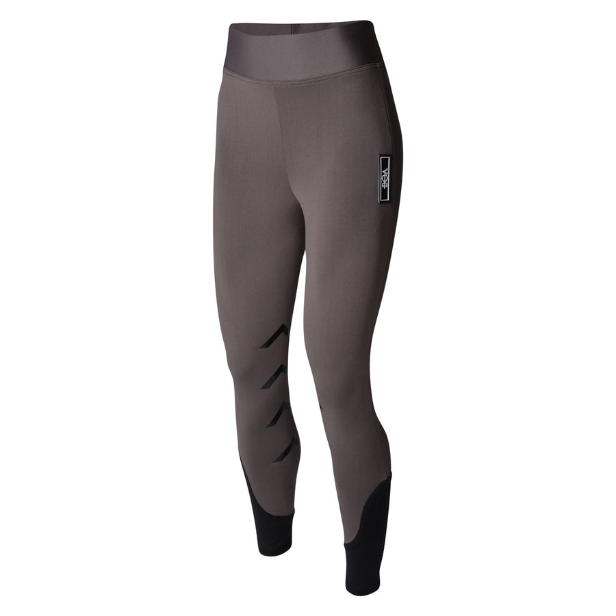 Bow And Arrow Tabah Riding Leggings Grey and Black