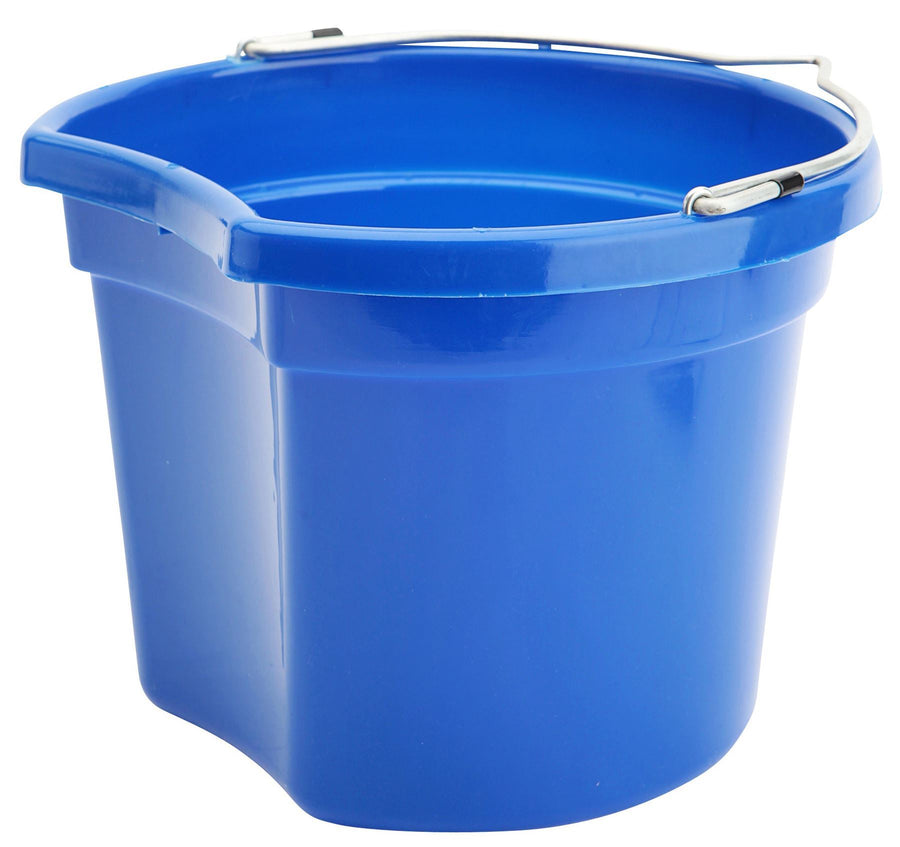 Horka 'Emmer' Buckets & Feeding Blue