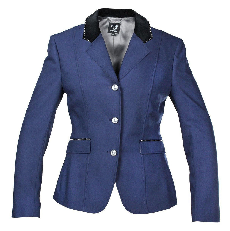 Horka Ladies 'Piaffe Strass' Competition Jackets Royal Blue