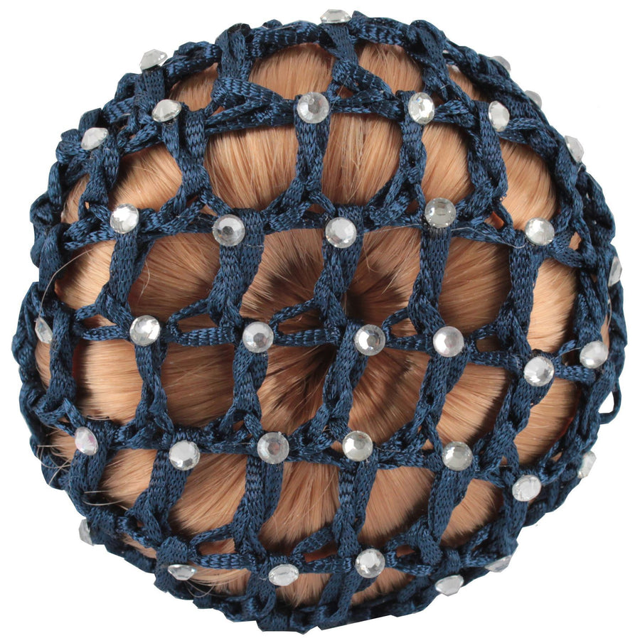 Horka 'Knot Net Strass' Competition Accessories Blue
