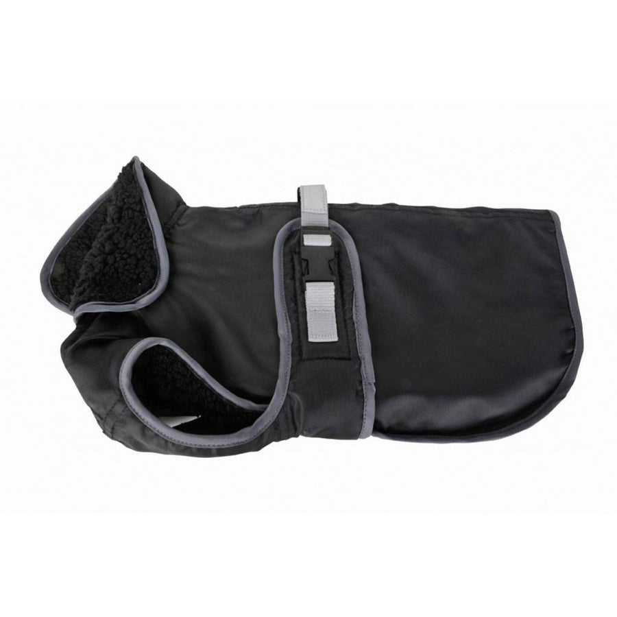HKM Bismarck Dog Coat Black