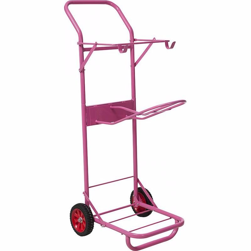 Norton Tack Trolly in Pink
