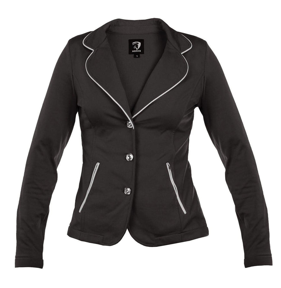 Horka Ladies 'Soft Shell' Competition Jackets Black
