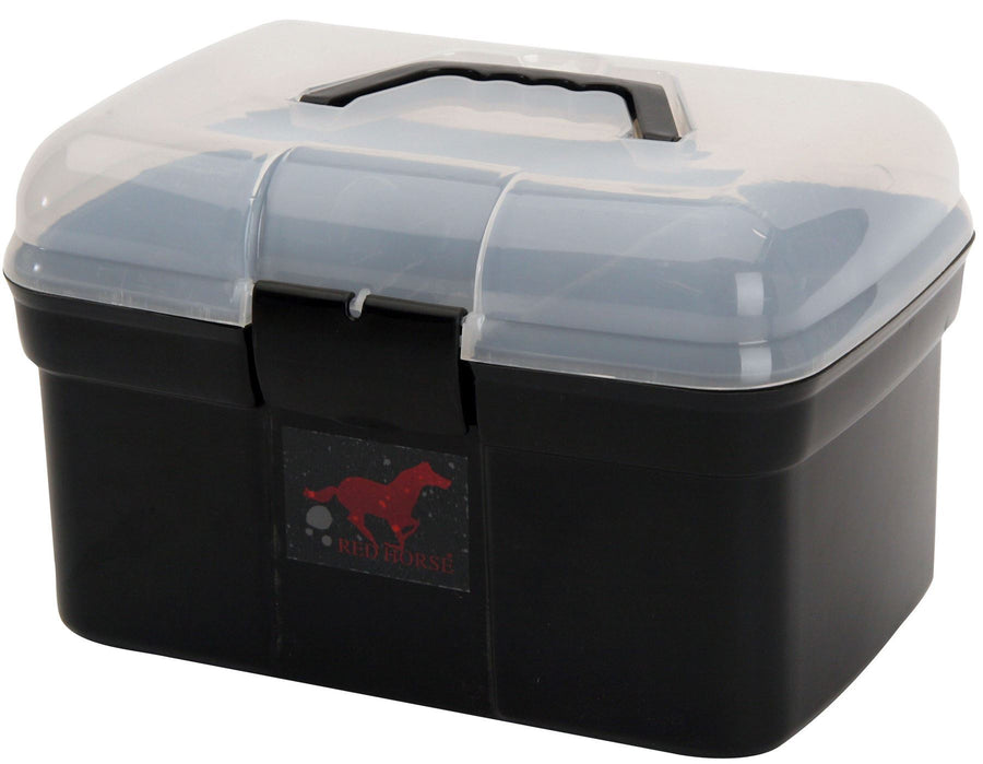 Red Horse Grooming Box Rh Grooming Black
