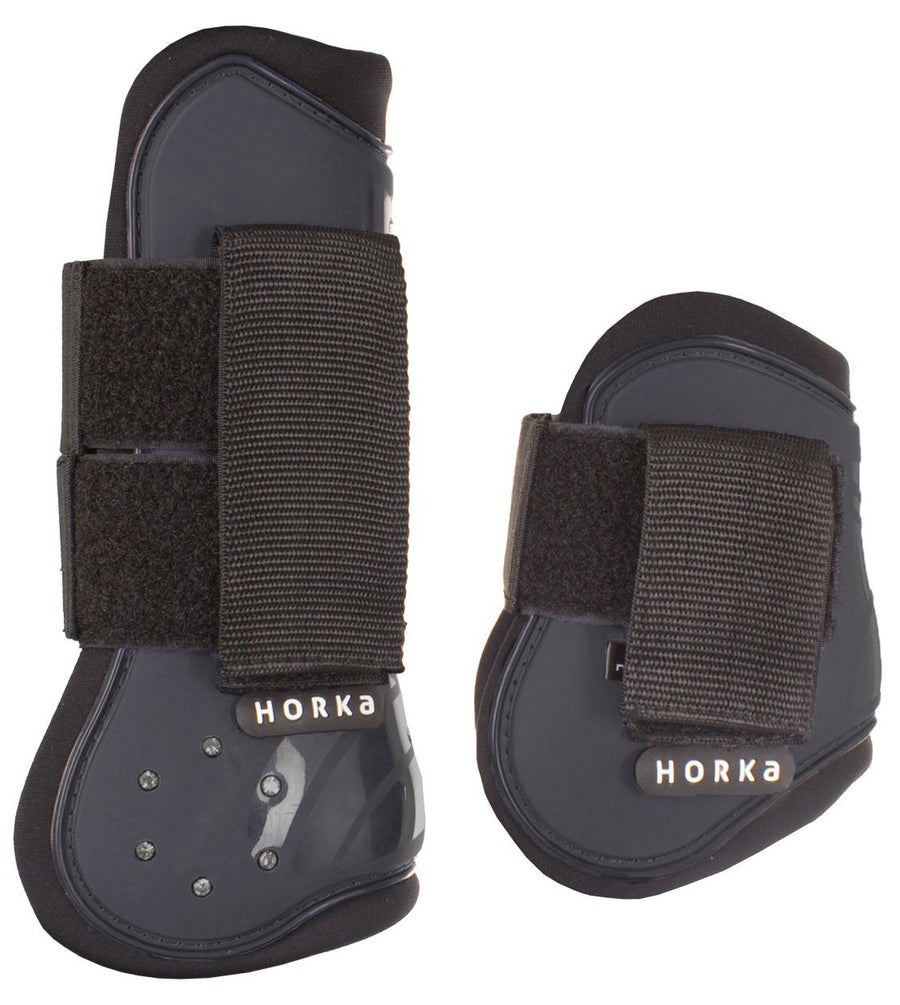 Horka Beenbeschermers Leg Protection Black