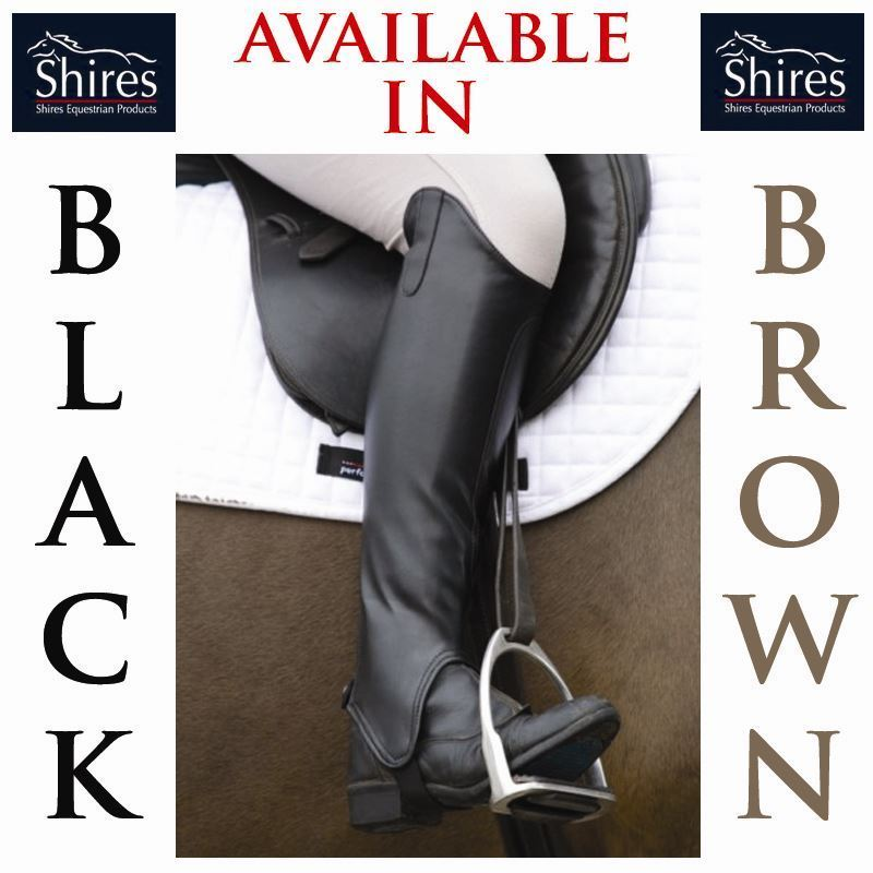 Shires Gaiters Brown
