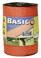 Basic Fencing Tape Orange