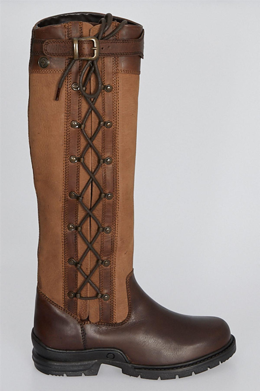 Bow & Arrow Kingston Country Boots BROWN