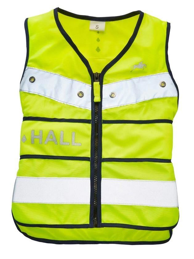 Harry Hall HH5051 Hi Viz Kids Tabbard Yellow