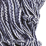HAY11 Cottage Craft Large Haynet Navy Blue/Pale Blue