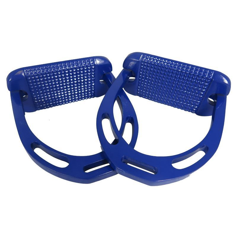 Best On Horse Apna Aluminium Stirrups Royal Blue
