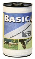 Basic Fencing Tape White