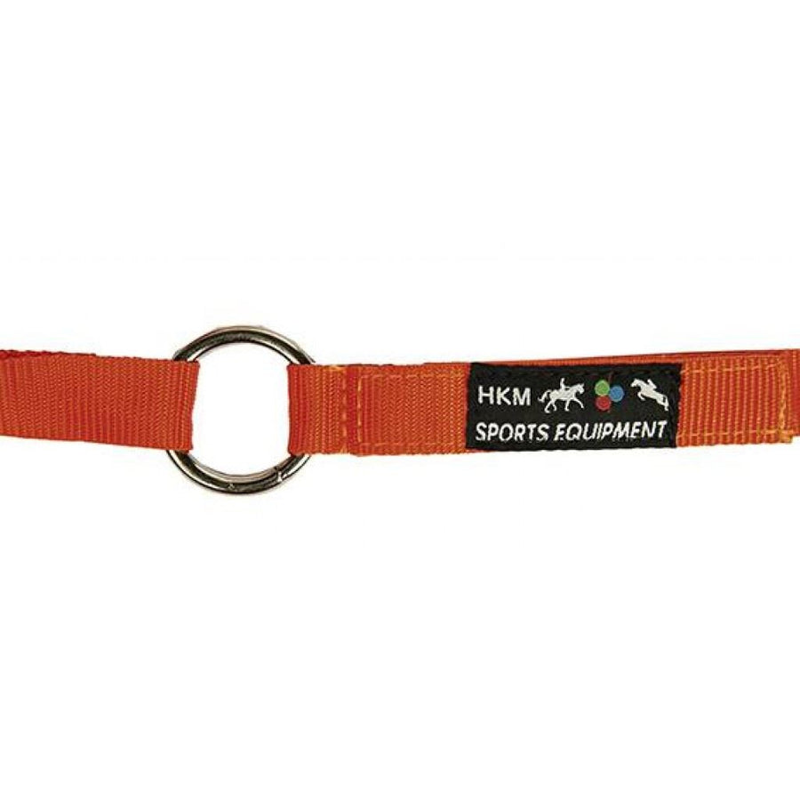 HKM Horses Grazing Muzzle Orange