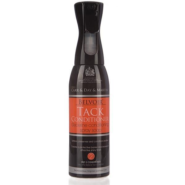 Carr Day & Martin Belvoir Tack Conditioning Spray: Step 2