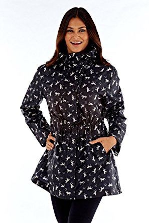 ProClimate Ladies Waterproof Parka Black