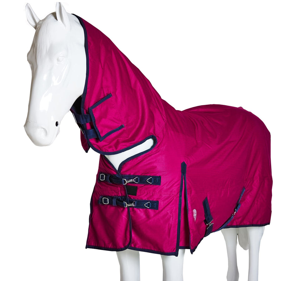 Best on Horse 180915 Heavyweight Rug Raspberry