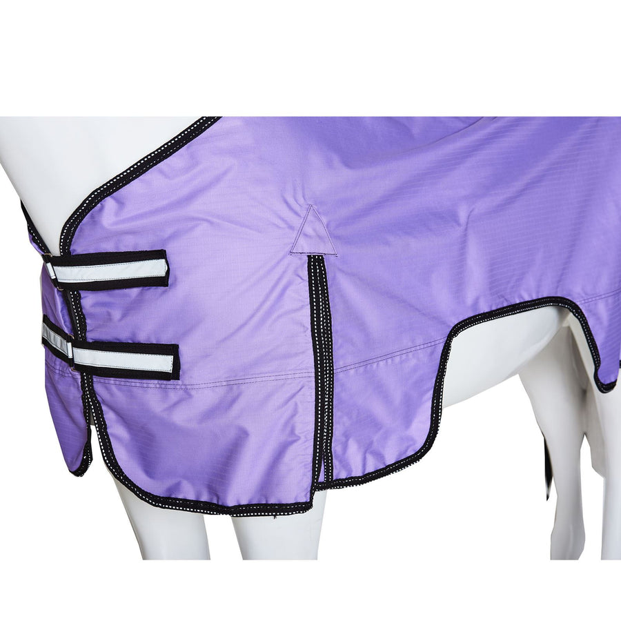White Horse Equestrian Boston Exercise Sheet Lilac