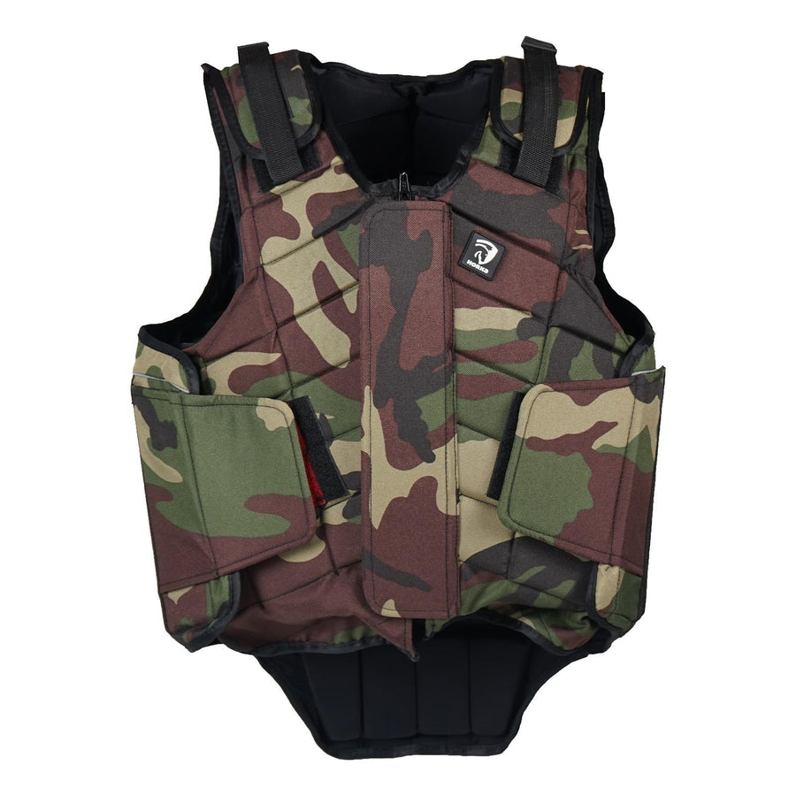 Horka 'FlexPlus' Body Protector Green