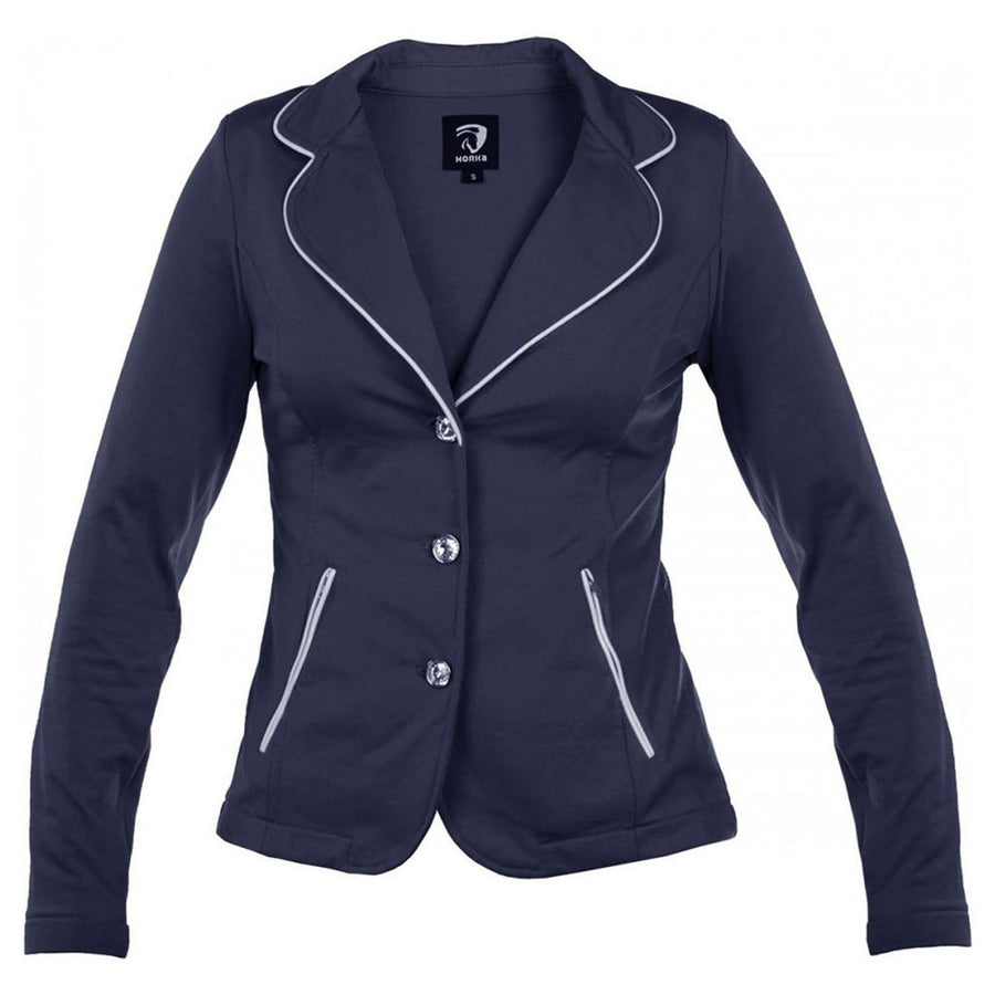 Horka Ladies 'Soft Shell' Competition Jackets Blue