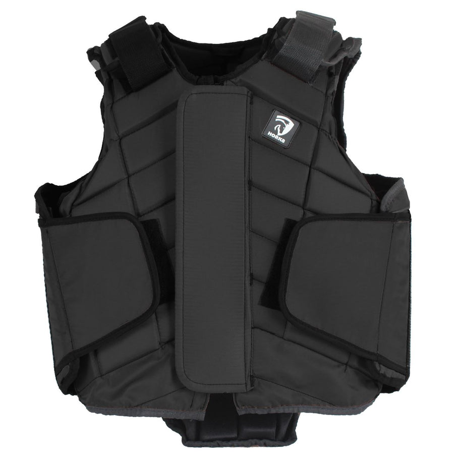 Horka 'FlexPlus' Body Protector Junior Black