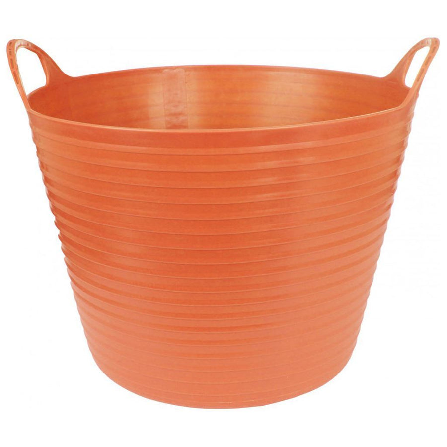 Horka 'Flex Tub' Buckets & Feeding Orange