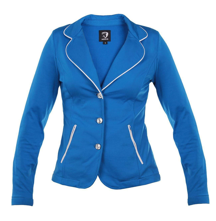 Horka Ladies 'Soft Shell' Competition Jackets Royal Blue