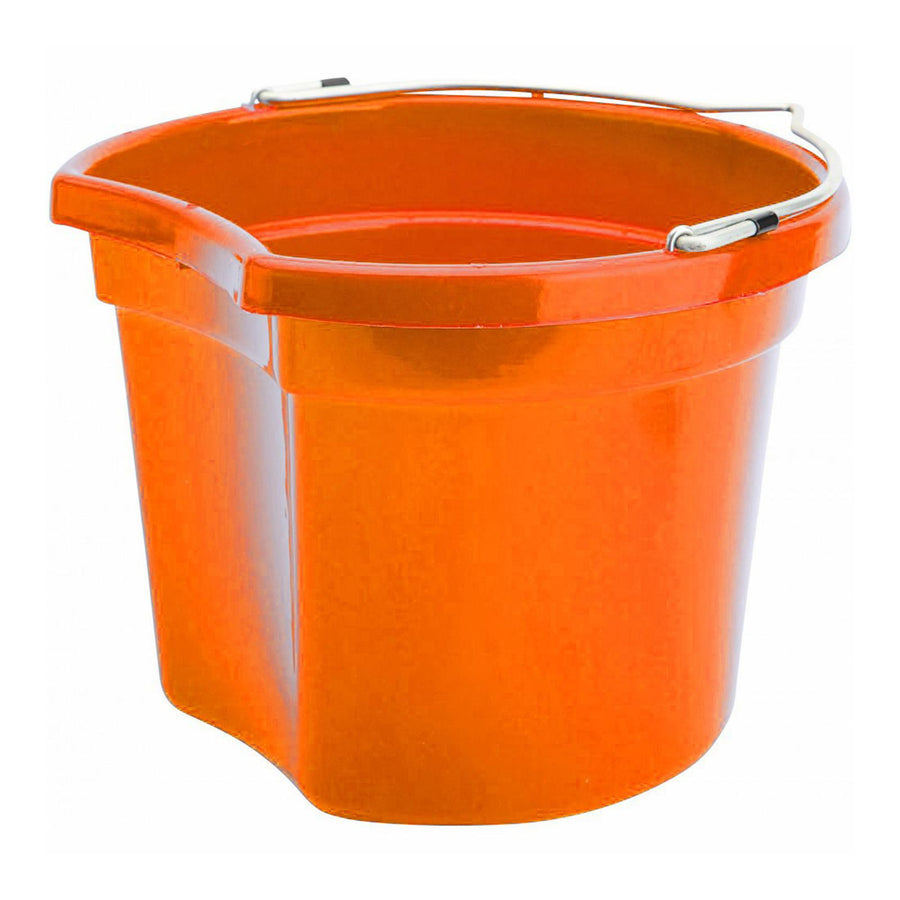 Horka 'Emmer' Buckets & Feeding Orange