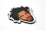 J Cole Fridge Magnet