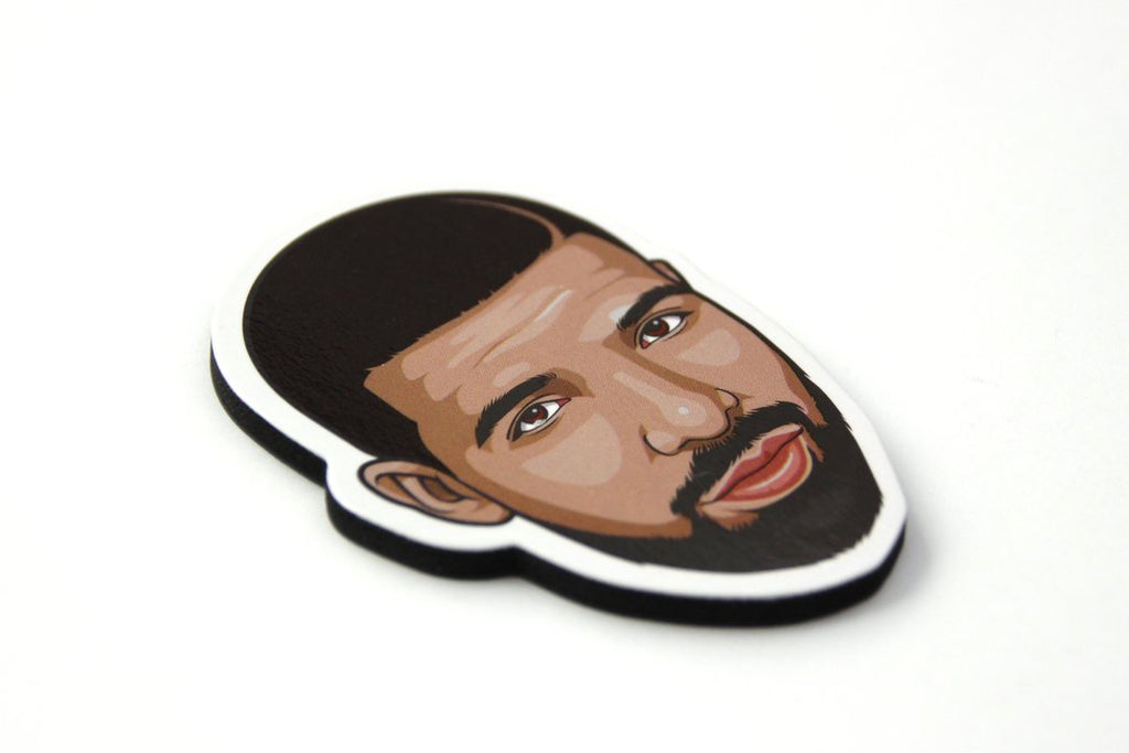 Drake Fridge Magnet