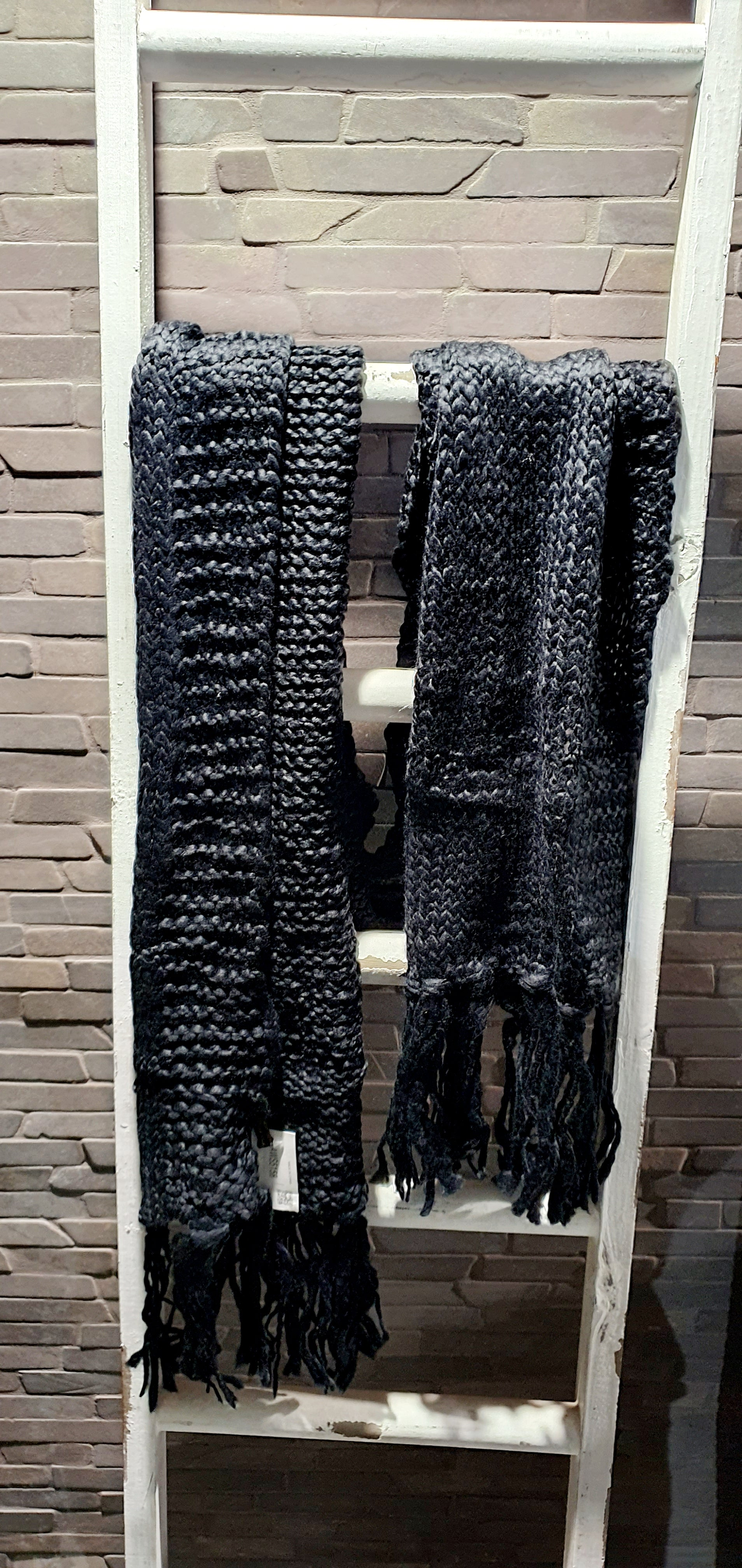 Open Winter Scarf