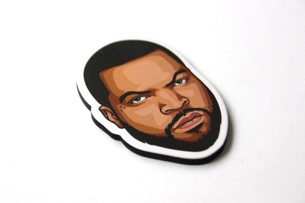 Ice Cube Fridge Magnet