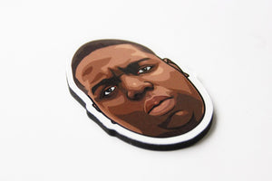 Biggie Fridge Magnet