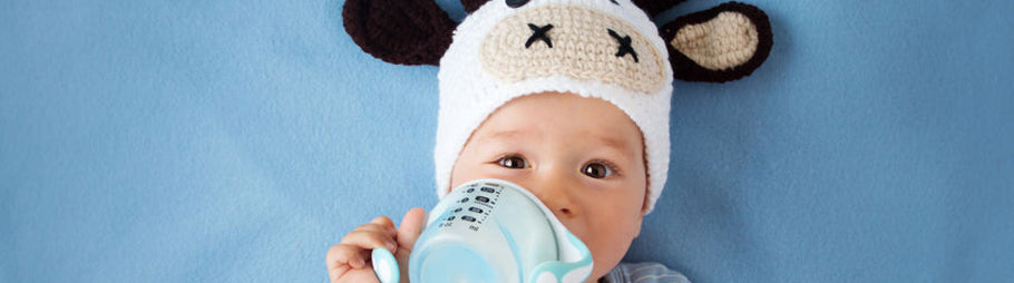 Mom's Guide to CMPA: Cow's Milk Allergy in Infants