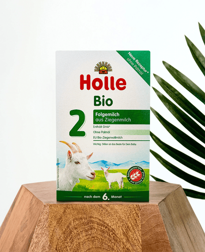 Holle Goat Stage 2 Organic Follow-On Infant Milk Formula