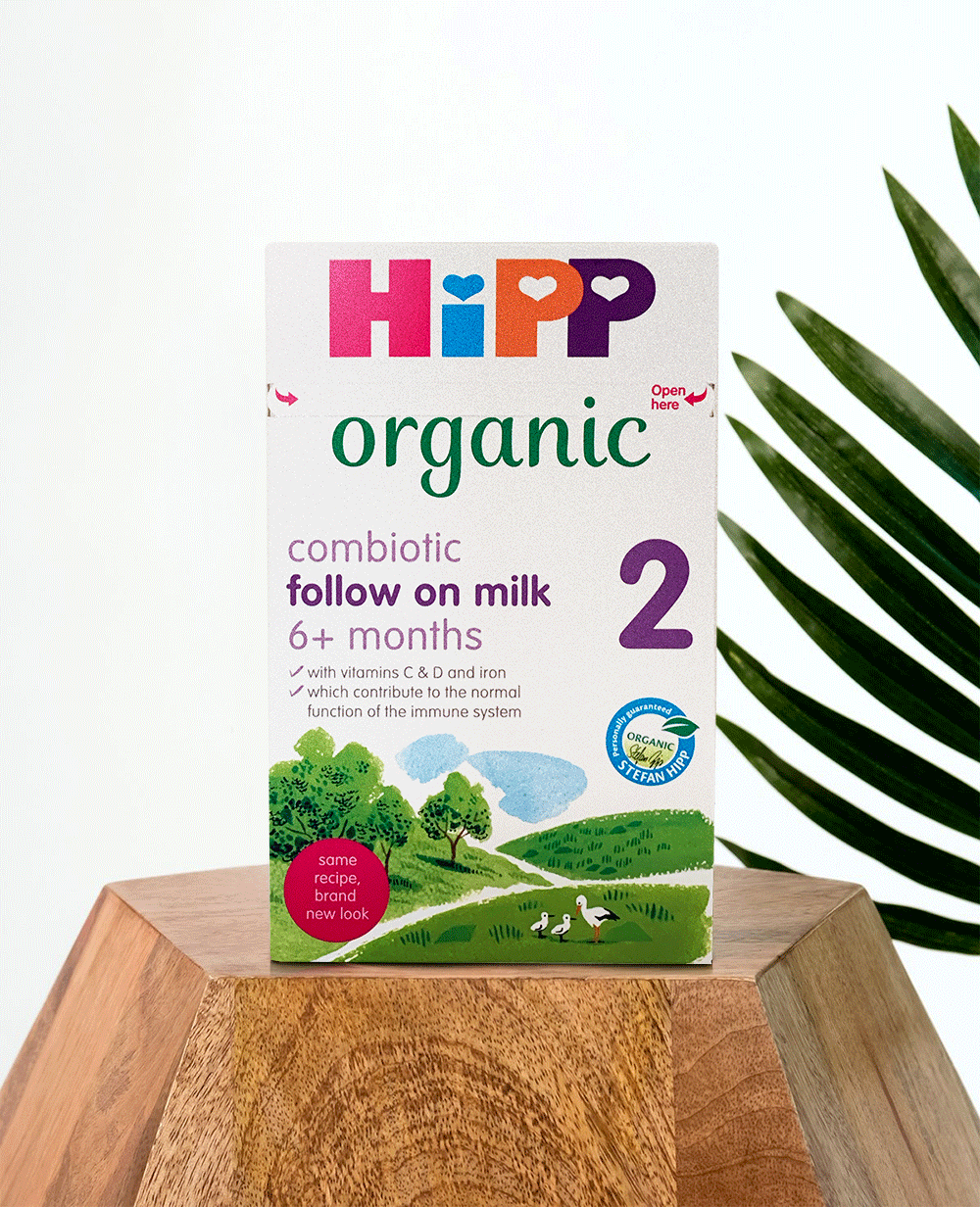 HiPP UK Stage 2 Combiotic Follow-On Infant Milk Formula