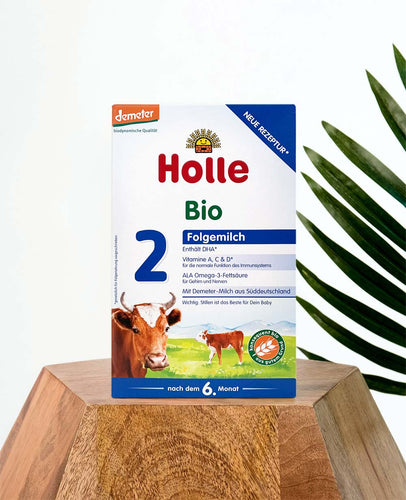 Holle Bio Stage 2 Organic Follow-On Infant Milk Formula