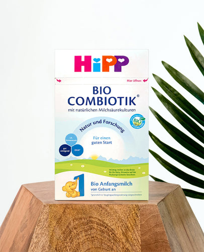 HiPP German Stage 1 Combiotic Infant Milk Formula