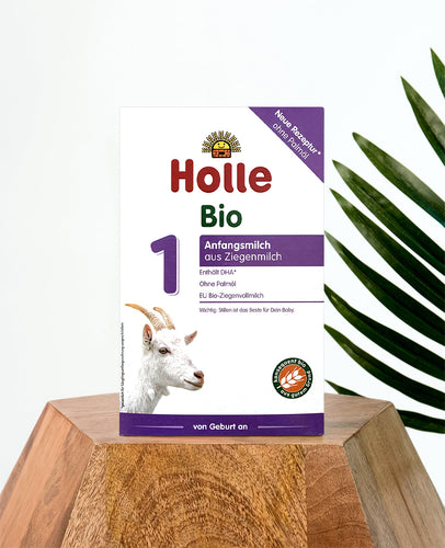 Holle Goat Stage 1 Organic Infant Milk Formula