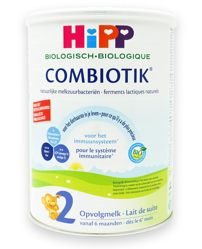 HiPP Dutch Stage 2 Combiotic Follow-on Milk Formula, Discontinued Formula