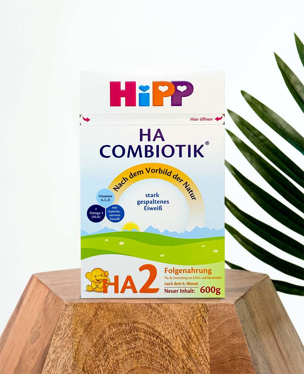 HiPP HA Germany Hypoallergenic Stage 2 Combiotic Follow-On Infant Milk Formula