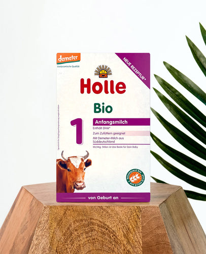 Holle Bio Stage 1 Organic Infant Milk Formula